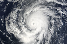 Hurricane Fred - selected image