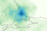 Heavy Rain in Istanbul