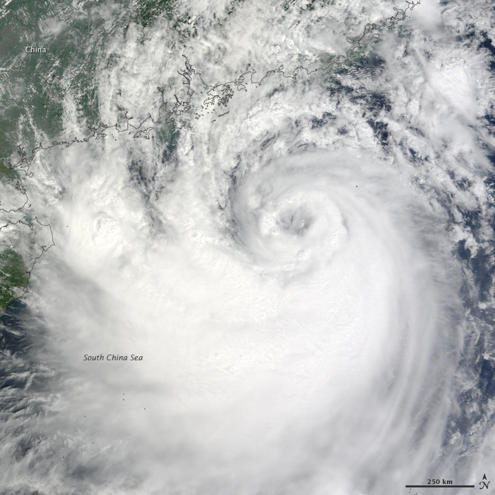 Tropical Storm Koppu - related image preview