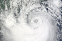 Tropical Storm Koppu - selected image