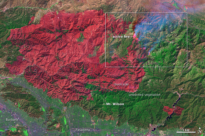 Fires in Los Angeles County - related image preview