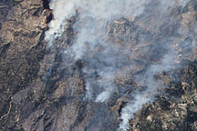 Fires in Los Angeles County - selected image