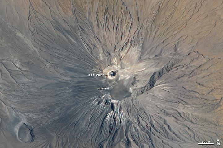 After Explosive Eruptions