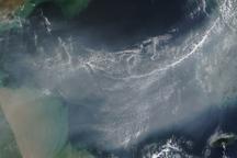 Haze over China