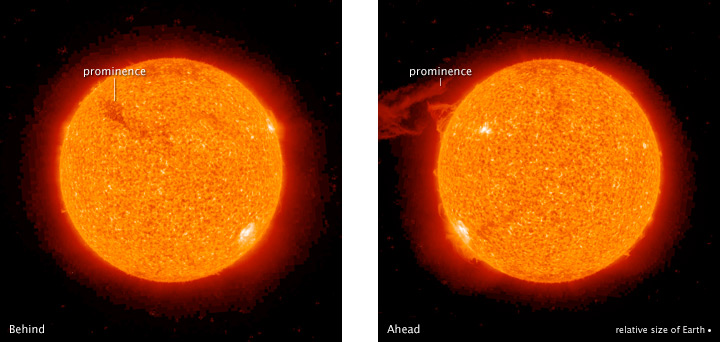 Solar Prominence - related image preview