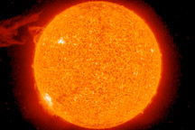 Solar Prominence - selected child image