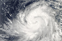 Typhoon Lupit - selected image
