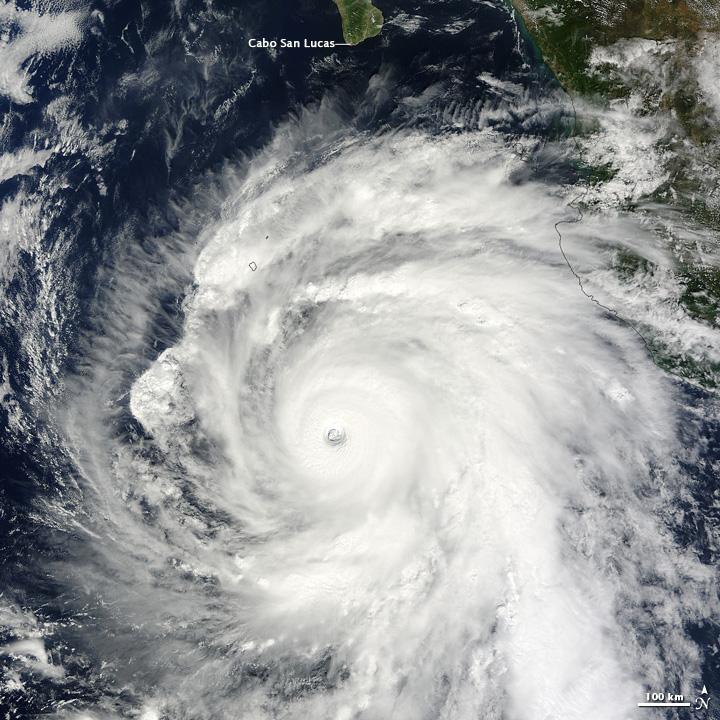Category 5 Hurricane Rick