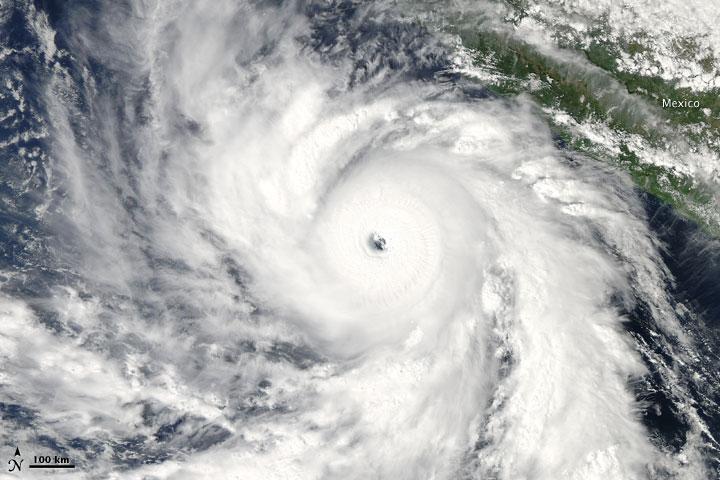 Hurricane Rick