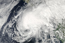 Tropical Storm Rick  - selected image