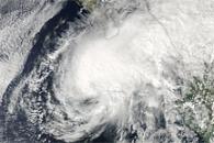 Tropical Storm Rick