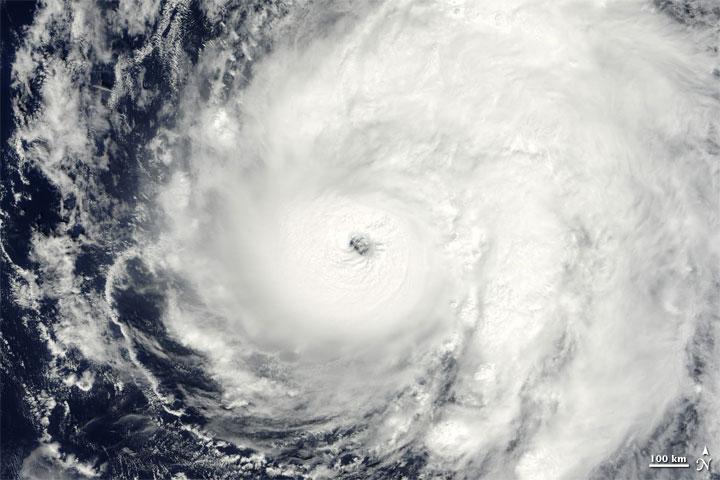 Hurricane Neki