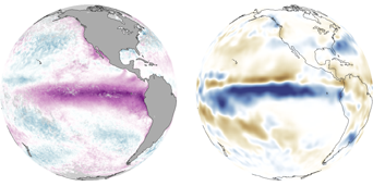 El Niño, La Niña, and Rainfall - related image preview
