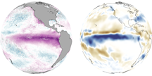 El Niño, La Niña, and Rainfall - selected image