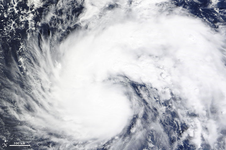 Tropical Storm Mirinae