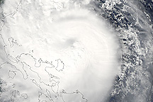 Tropical Storm Mirinae