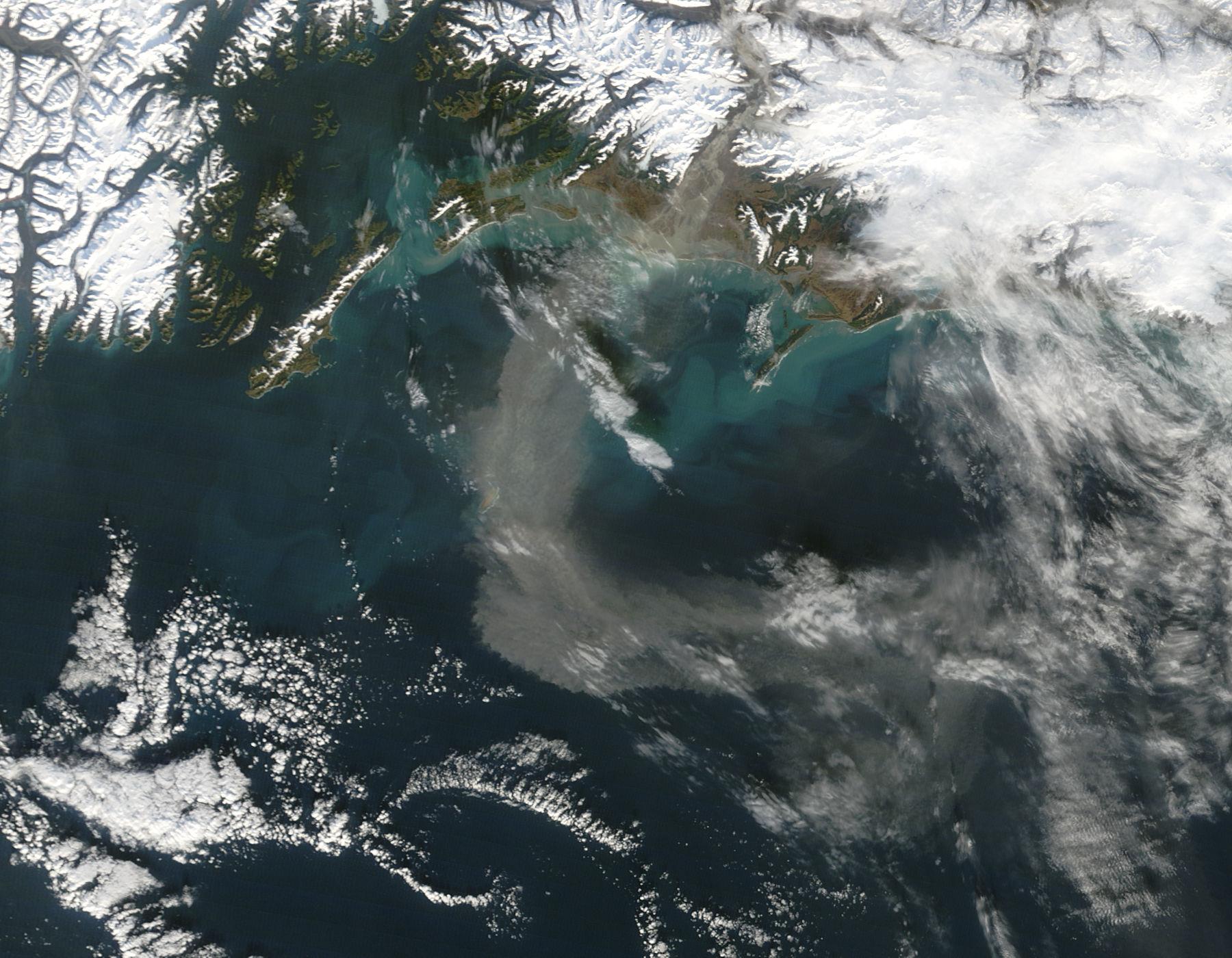 NASA Southeast Alaska - Pics about space
