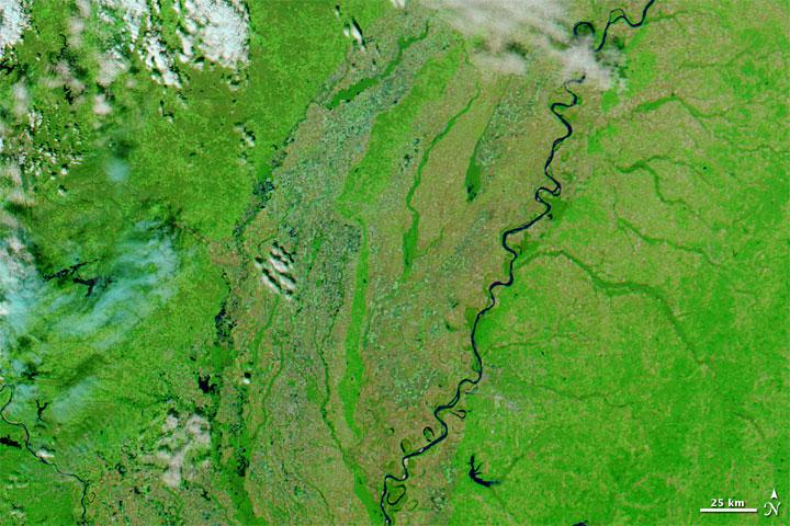Flooding in Eastern Arkansas
