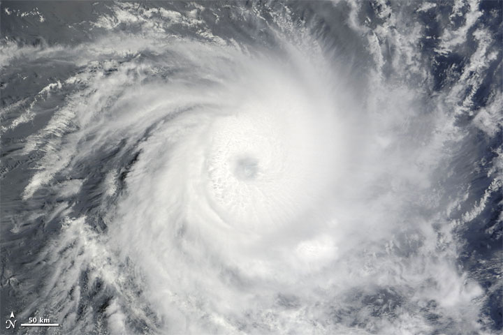 Tropical Cyclone Anja