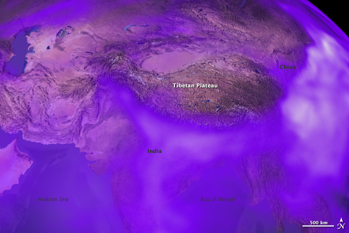 Black Soot and the Survival of Tibetan Glaciers