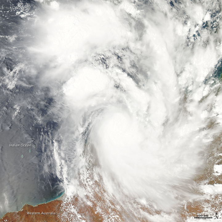 Tropical Cyclone Laurence