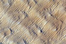 Sand Dunes in the Tenere Desert, Niger