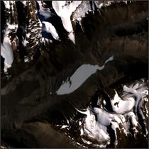 Lake Vanda, Antarctica - selected image