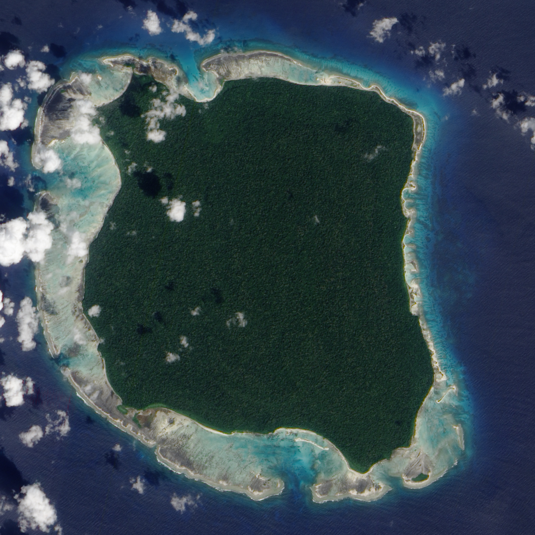 North Sentinel Island, Andaman Sea - related image preview