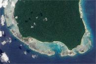North Sentinel Island, Andaman Sea