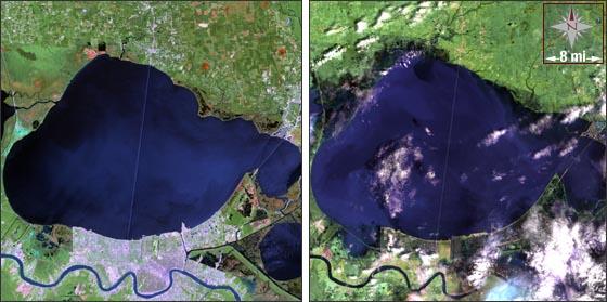 NASA Visible Earth New Orleans Louisiana