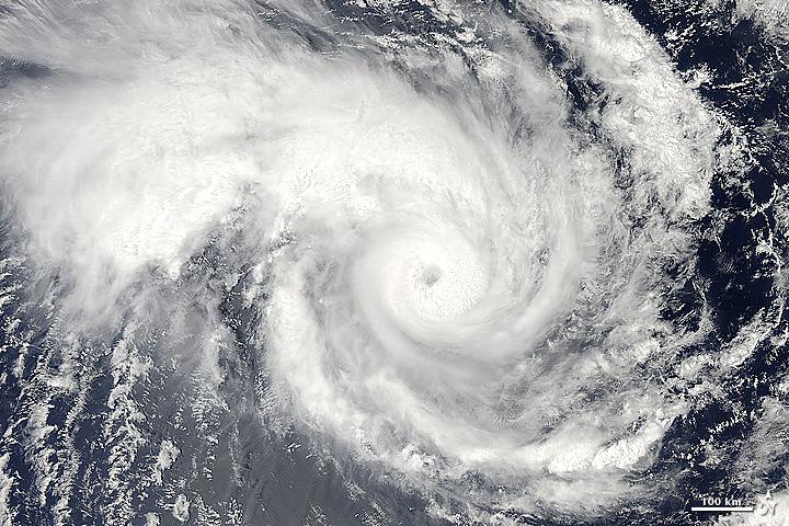 Tropical Cyclone Edzani