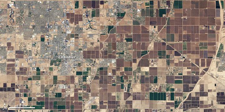 Booming Growth in Phoenix Suburbs