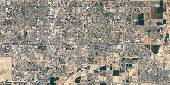 Booming Growth in Phoenix Suburbs