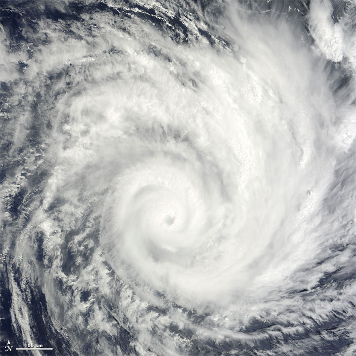 Tropical Cyclone Edzani
