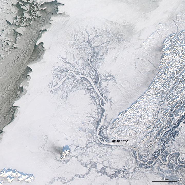 Yukon River Delta, Alaska