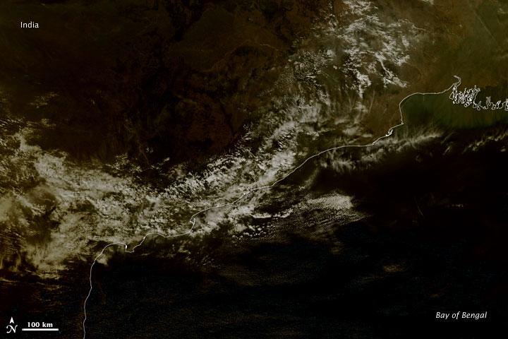 Annular Solar Eclipse over India