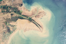 Yellow River Delta, 1989 and 2009