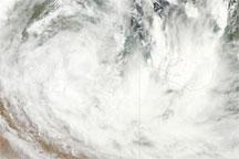 Tropical Storm Olga
