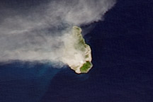 Soufriere Hills Volcano Continues Activity