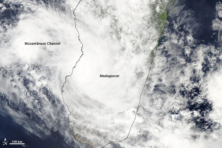 Tropical Cyclone Fami