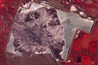 Lusi Mud Volcano, Indonesia