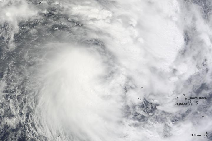 Tropical Storm Oli