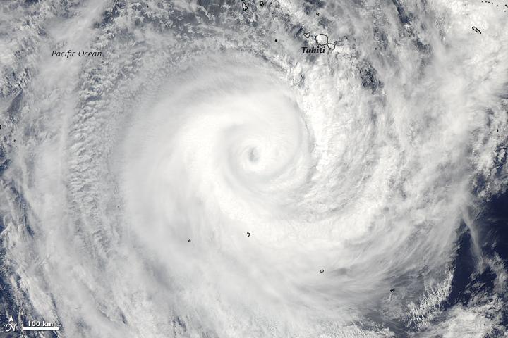 Cyclone Oli