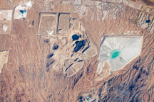 Open Pit Mines, Southern Arizona