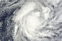 Tropical Cyclone Rene