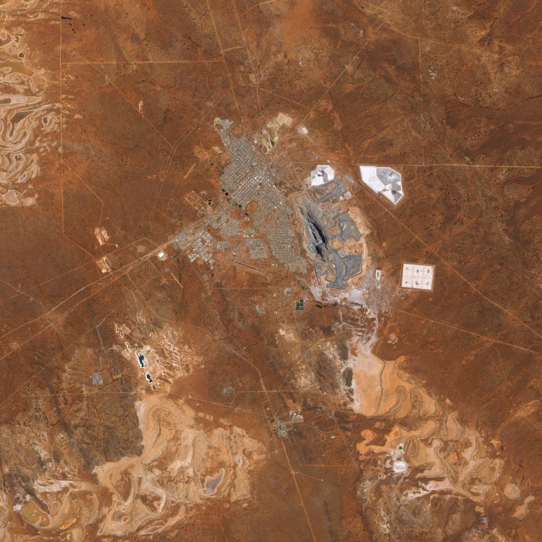 """Super Pit"" Mine, Kalgoorlie, Western Australia - related image preview"