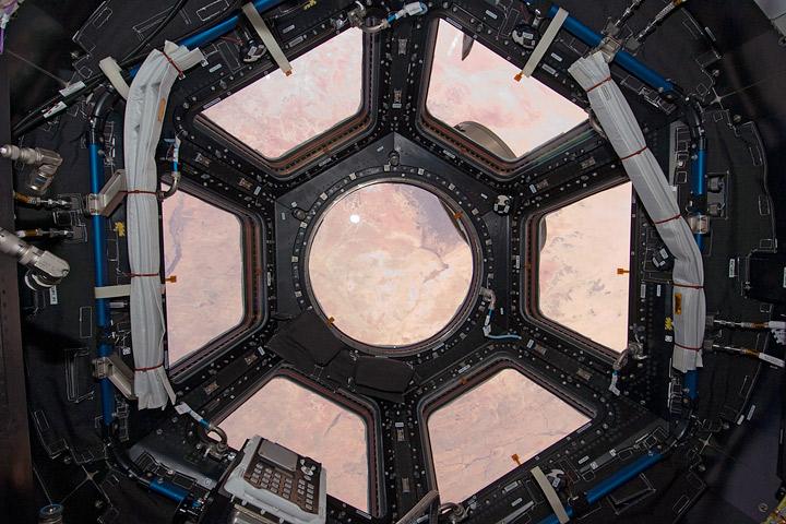 Astronauts' New Window on the World