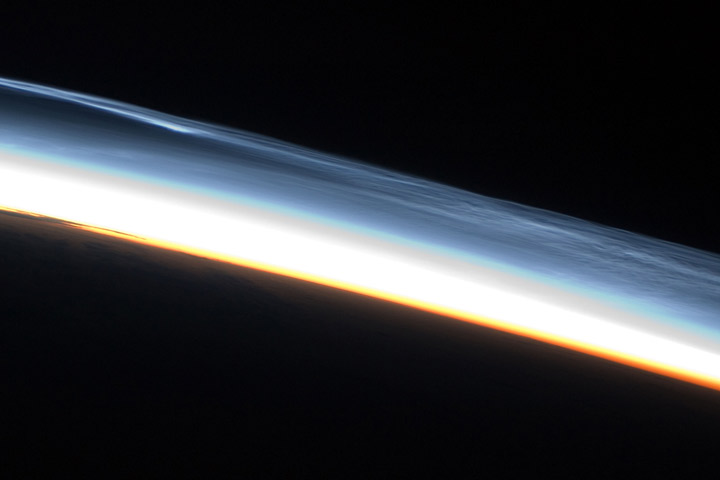 Polar Mesospheric Clouds, Southern Hemisphere