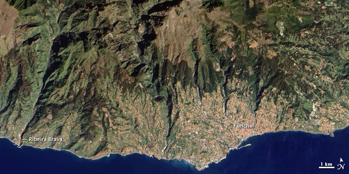 Southern Madeira