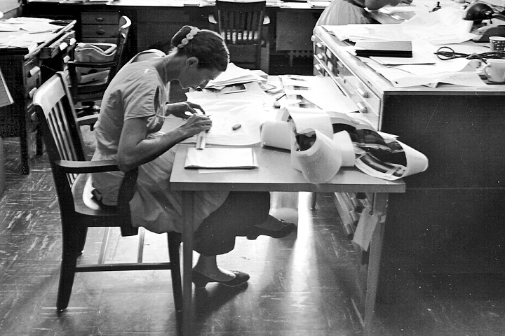 Joanne Simpson, 1923-2010